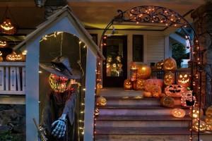 La cultura de la fiesta de Halloween en USA es de lo mas vaiopinta