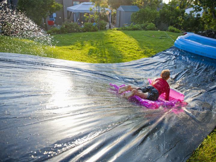 Actividades de agua para despedidas en verano
