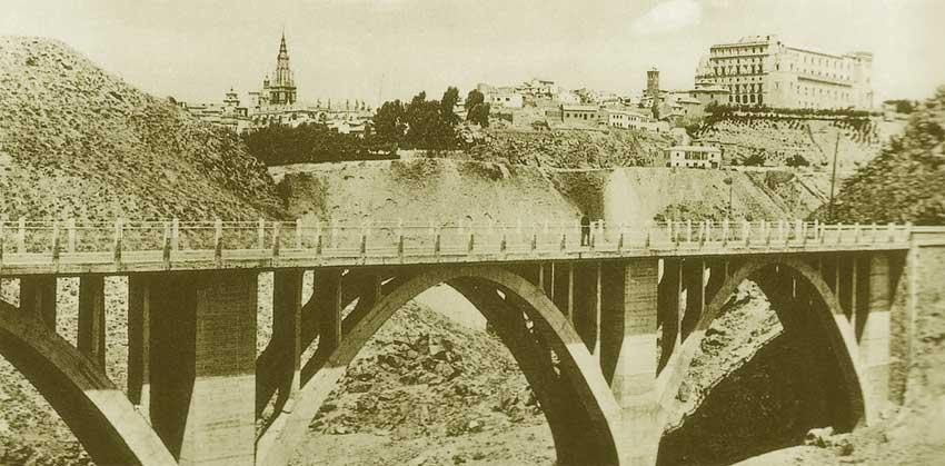 El arroyo de la Degollada en Toledo