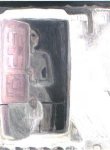 La joven y misteriosa dama de blanco que miraba desde una ventana al joven Bécquer
