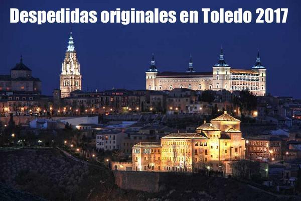 Despedidas 2017 en Toledo