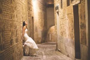 Las calles del Casco Antiguo de Toledo pueden ser el mejor escenario para un reportaje fotográfico de grupo e individual perfecto
