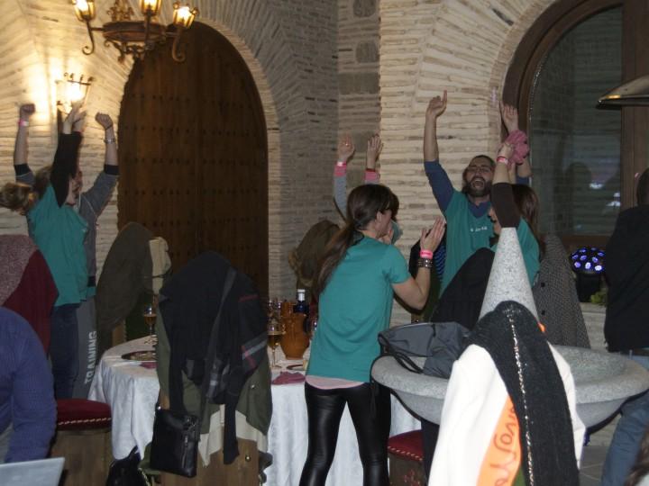 Ideas para celebrar una despedida mixta en Toledo