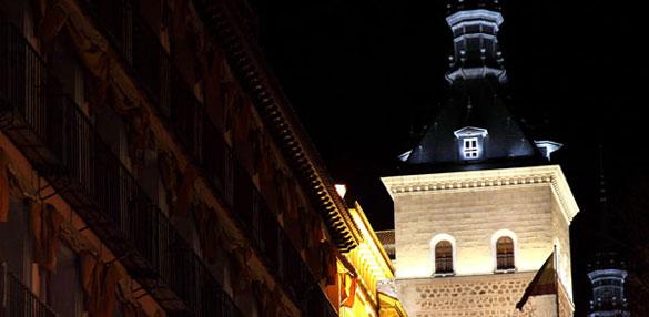 Hoteles y alojamientos en Toledo