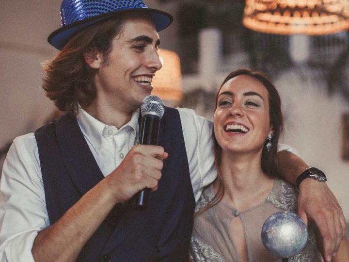 Siempre karaoke en las despedidas de soltera