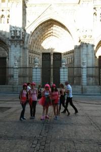 La despedida resulta la mejor excusa para conocer una de las ciudades mas bonitas de la geografía española