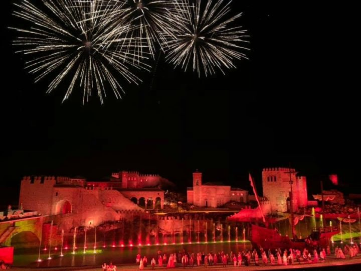 PuyDuFou: El sueño de Toledo para despedidas