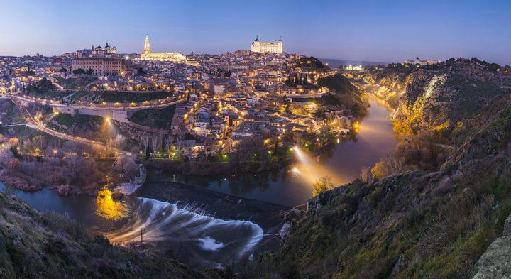 ¿Porqué celebrar la despedida en Toledo?