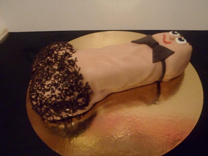 Cómo hacer una tarta para despedida de soltera