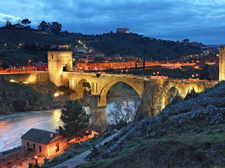La leyenda de El Cristo de la Luz en Toledo